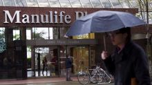 Manulife beats expectations as core Q3 profit flat but net income plunges