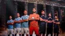 Foot - ITA - Lazio - La Lazio dévoile son nouveau maillot domicile pour la saison prochaine