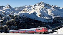 Why travelling to Austria's top ski resorts by train is easier than you think