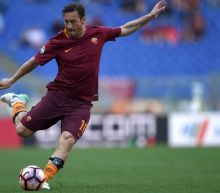 Totti fires defiant derby warning to Lazio