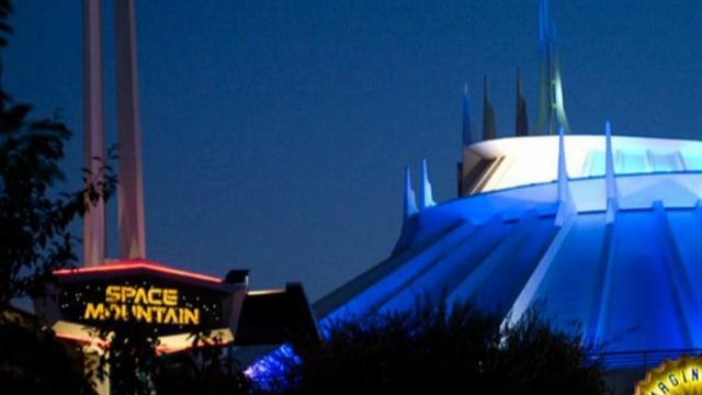 Disneyland's Space Mountain closed for safety hazards