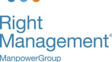 Right Management Named as Vanguard Leader for Global Expertise in Talent & Leadership Development for the Second Year