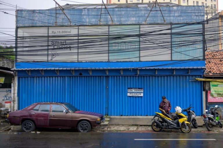 Indonesia's economy has been hammered by the coronavirus pandemic
