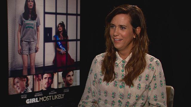 Kristen Wiig Talks 'Girl Most Likely'