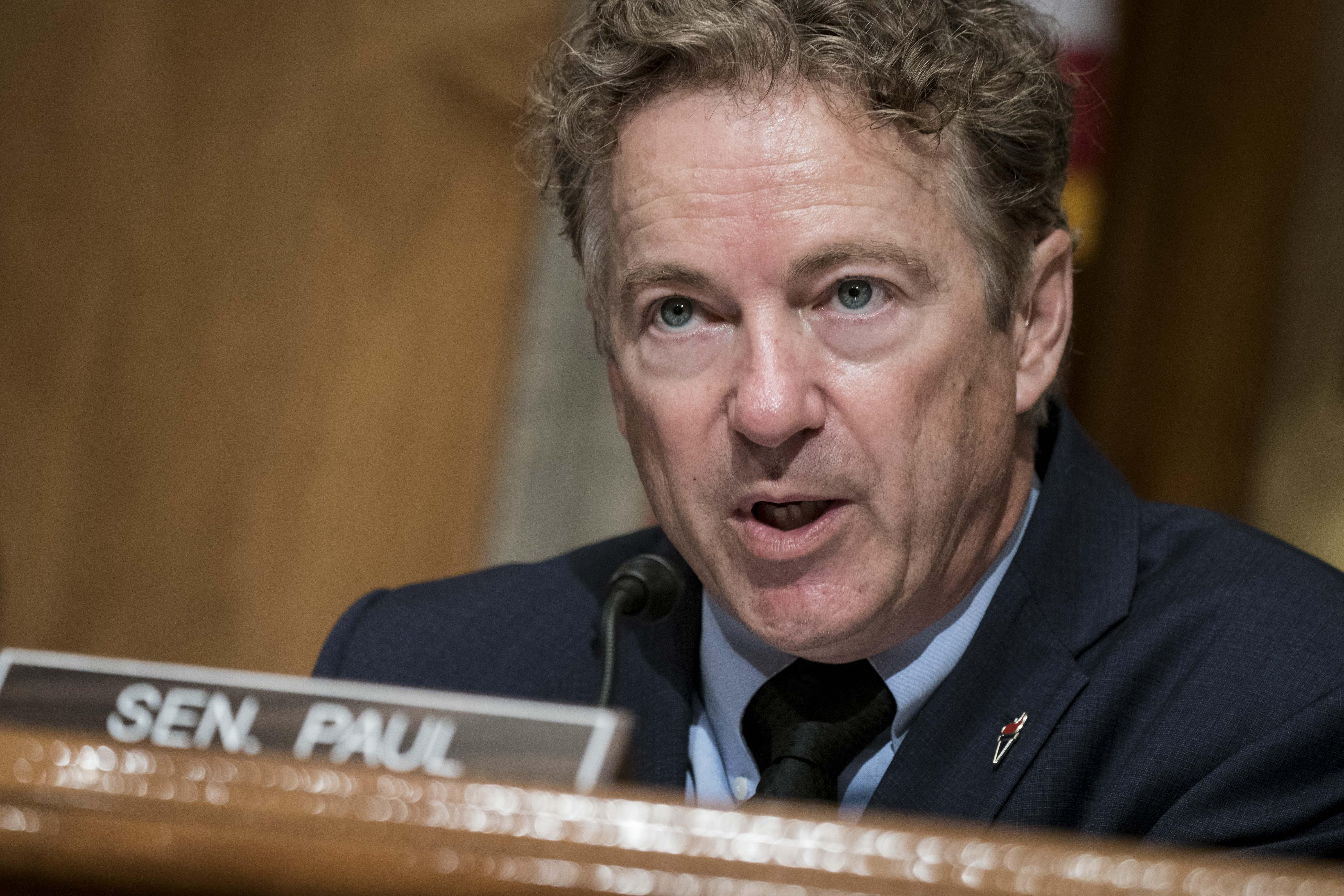 Sen. Paul: Why I didn't quarantine after getting tested
