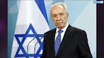 AP INTERVIEW: Israel's Peres Defends Airstrikes