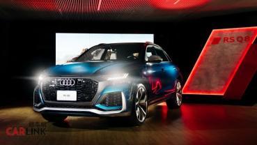 RS Q8領軍!Audi Q7小改上市、Q8/e-tron Sportback展開預售
