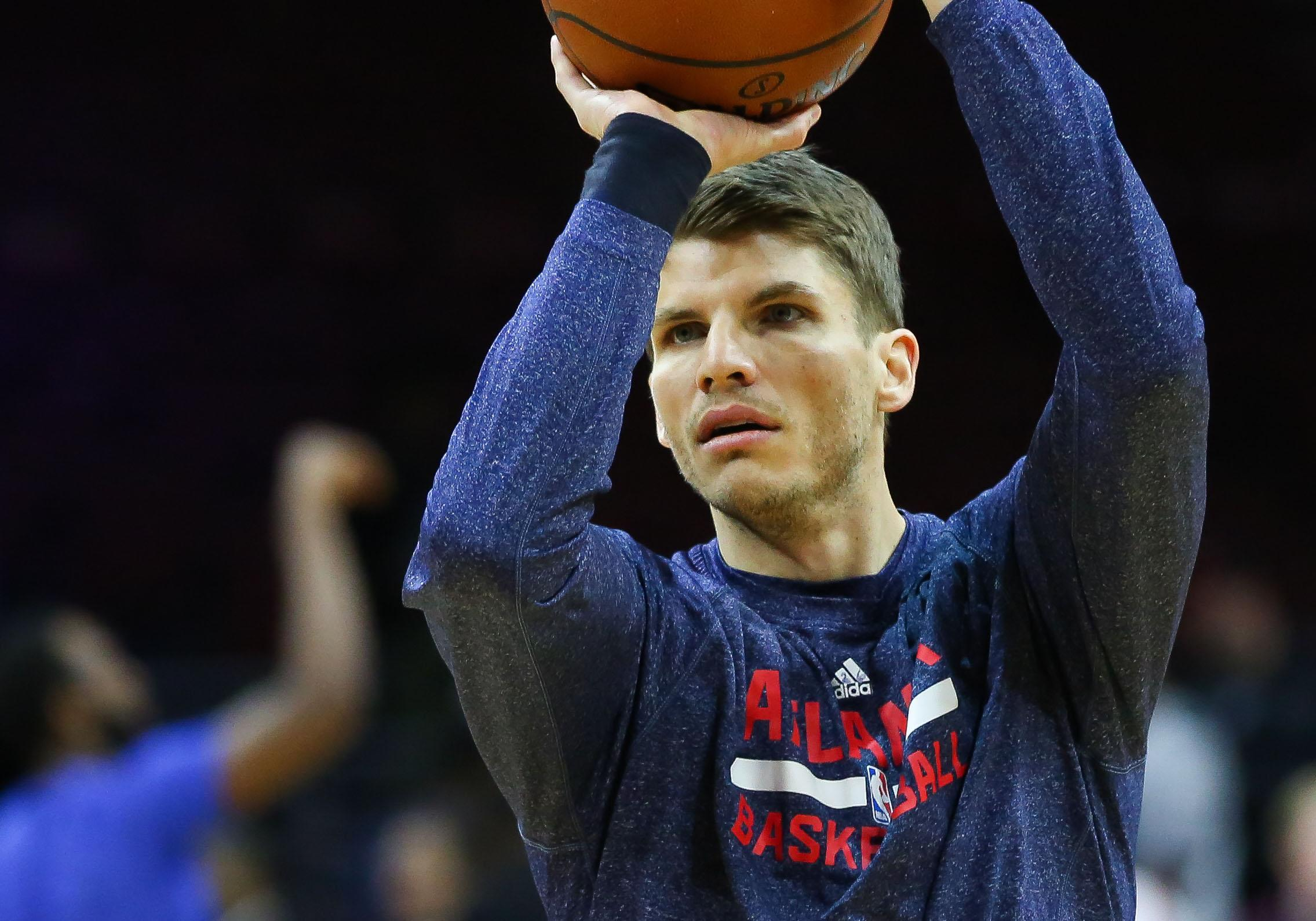 Kyle Korver has a 20-point checklist for his jump shot