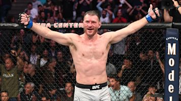 Miocic snatches title back with KO of Cormier