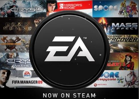 EA gets Steamed in Europe, except for UK