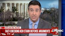Ari Melber Brutally Sums Up Trump's Day: 'Total, Unmitigated Legal Disaster'