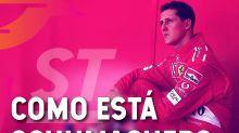 Pr1meiro Stint: entendendo o estado de saúde de Schumacher
