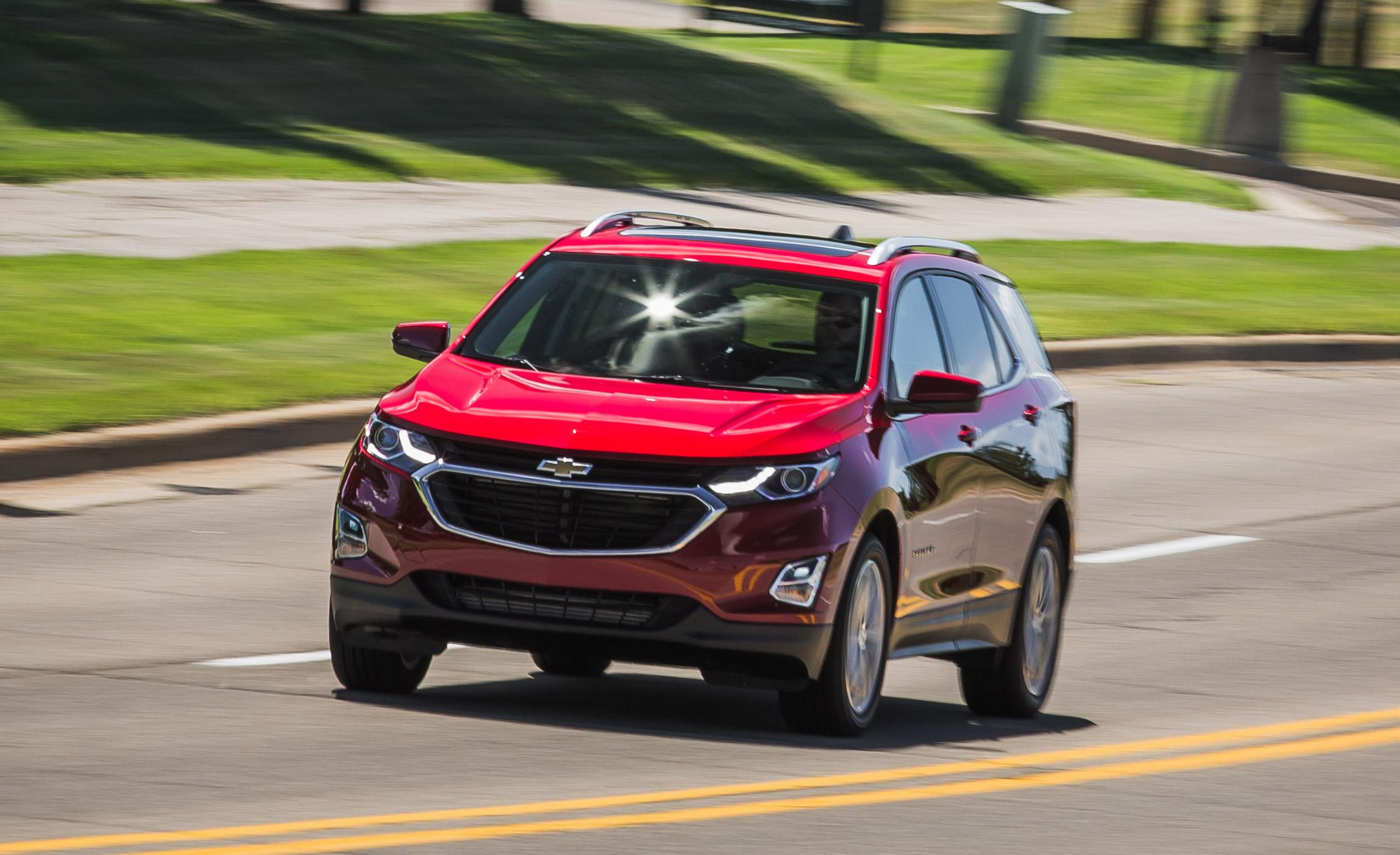 2018 chevrolet equinox 2 0t awd. Black Bedroom Furniture Sets. Home Design Ideas