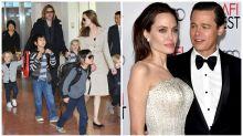 Brad Pitt's multi-million dollar plan to win over his kids