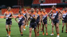 Giants await government call on AFL fans