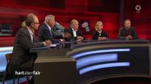 Hart aber fair: Asylpolitik aus der Sicht von Praktikern