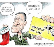 Why is Michael Flynn above the law?: Readers sound off