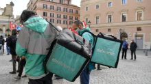 Deliveroo trims valuation amid City revolt over IPO