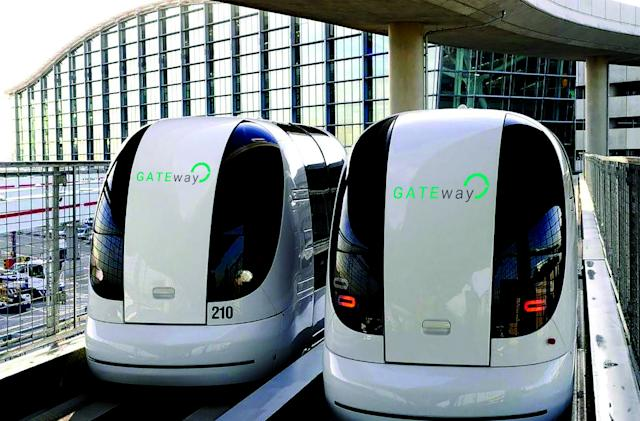 Driverless pods to hit the streets of Greenwich