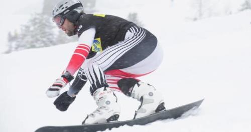 Snowboard - ChM(H) - Le doublé pour l'Autrichien Andreas Promegger, en or sur le géant parallèle