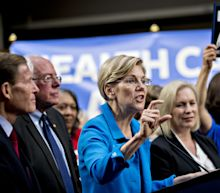 Warren tries to escape shadow of Medicare for All as crucial debate looms