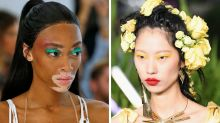How To Pull Off Summer's Most Dramatic Makeup Trend