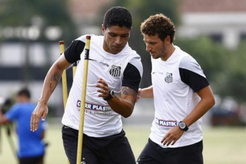 Santos tem sequência de oito jogos sem perder para times colombianos