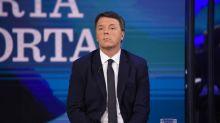"""Renzi: così non va, patto per fare il """"sindaco d'Italia"""""""