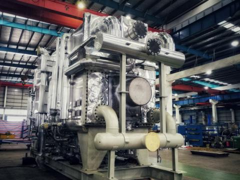 CNIM to Optimize Renewable Heat Production for Nantes District Heating