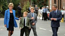 Diana's sons face turbulent times 23 years after her death