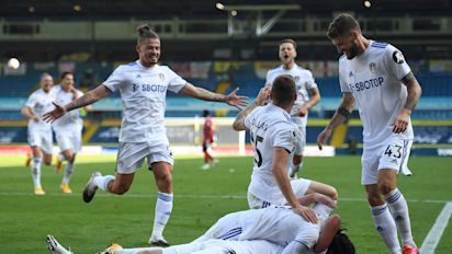 Leeds keeps it exciting in return to Premier League