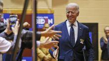 Biden se afianza como la alternativa moderada a Sanders
