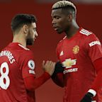 Paul Pogba: Bruno Fernandes understands me and can do everything – except defend