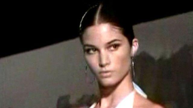 Style.com Fashion Shows - Roberto Cavalli: Spring 2007 Ready-to-Wear