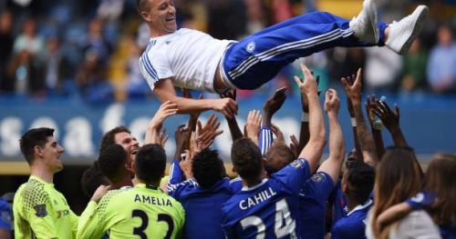 Foot - ANG - Chelsea - Chelsea : les Blues saluent la carrière de John Terry