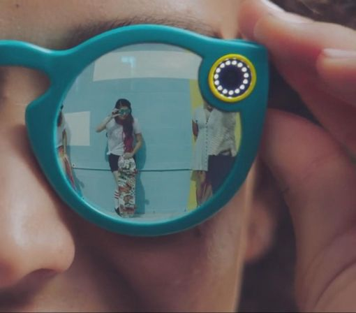 Snapchat Now Offering Camera-Equipped Sunglasses