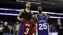 Wade predicts great NBA career for Simmons