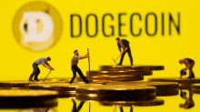 Dogecoin tumbles after Elon Musk calls it a 'hustle' on 'SNL' show