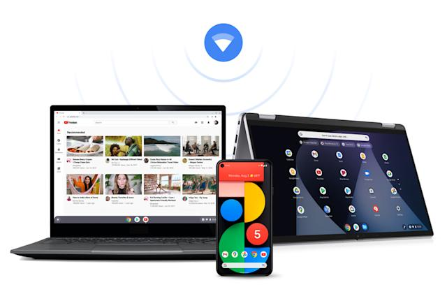 Chrome OS is getting a big redesign for its 10th birthday