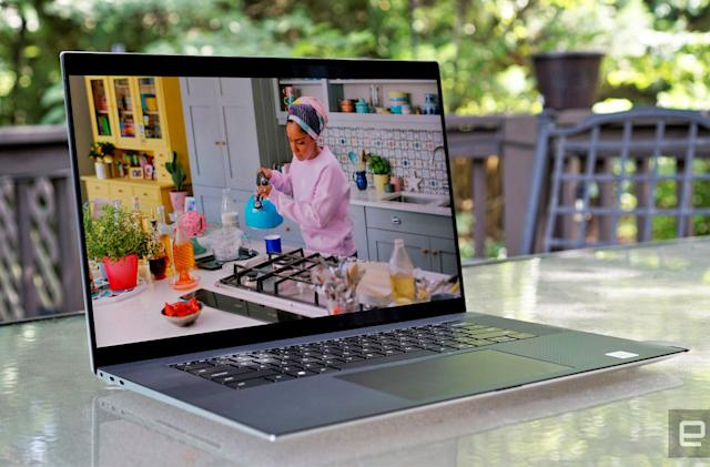 Dell XPS 17 review (2020): So. Much. Screen.