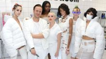 Actress and activist Rose McGowan is the unexpected celebrity face of London Fashion Week
