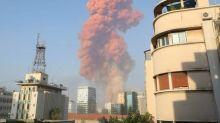 Grande explosão atinge Beirute em região próxima ao porto e deixa ao menos 10 mortos