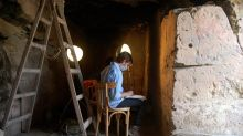 La egiptología pasa por los faraones... y la boñiga de burro