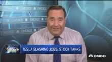 Tesla tanks after Elon Musk lays out a 'difficult' road a...