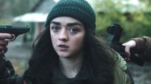 The Trailer For Maisie Williams' First Post-'Game Of Thrones' Show Is Intense