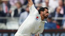 Amir removes England cornerstone Cook in first Test