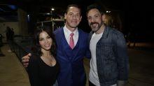 Jenna Dewan and Boyfriend Steve Kazee Have Date Night at WWE Monday Night Raw