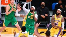 Basket - NBA - Utah maîtrise les Lakers, Boston chute et Washington surprend