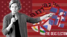 What's behind Warren's plan to break up Facebook, Amazon and Google
