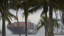 Asian markets struggle for traction, dealers await trade details
